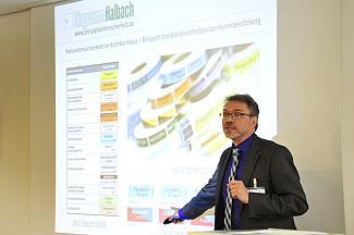 Fachforum Patientensicherheit im Krankenhaus: Jürgen Dreesen