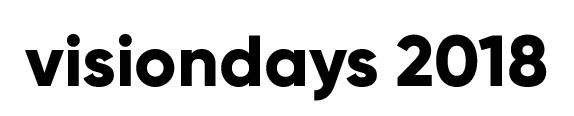 Logo der visiondays 2018, Bild: valantic Supply Chain Excellence AG
