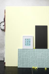 Farbwelt 2: Blickfang Mint, Gelb Und Apricot / Foto: Caparol Farben Lacke  Bautenschutz
