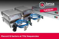 "New record for quality (""Q"") factors of terahertz resonators"
