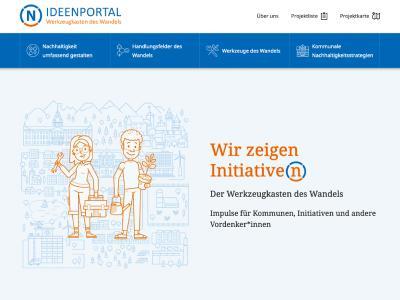 Startseite www.werkzeugkasten-wandel.de