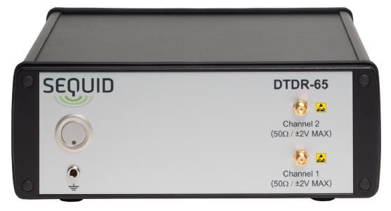 Sequid präsentiert neues Messmodul für sein TDR-System DTDR-65
