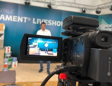 Botament geht mit dem digitalem Schulungskonzept BotaLive in die nächste Runde