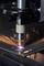 Plasma torch in action: Using this precise and fast process, users can process unalloyed and alloyed steels up to 50 mm thick with high quality.