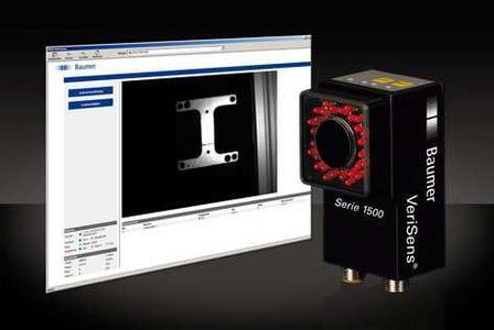 Die leistungsstarken VeriSens® Vision Sensoren jetzt mit Ethernetschnittstelle