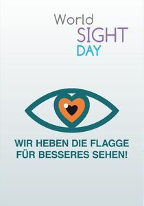 Logo 8. Oktober 2015 - Welttag des Sehens