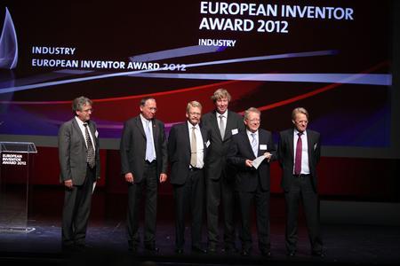 Widex gewinnt den renommierten European Inventor Award 2012