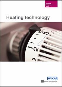 "WIKA brochure ""Heating technology"""