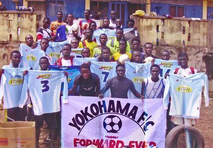 YOKOHAMA FC Ghana