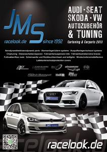 JMS Audi/VW/Skoda/Seat Tuning & Stylingkatalog 2013