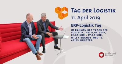 ERP-Logistik Tag am 11. April 2019