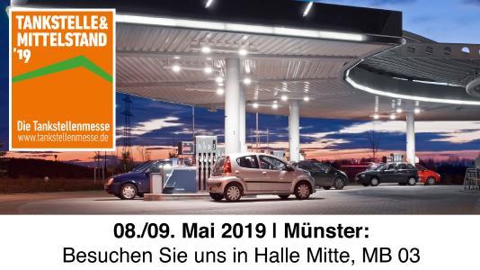 eurodata auf der Messe Tankstelle & Mittelstand `19