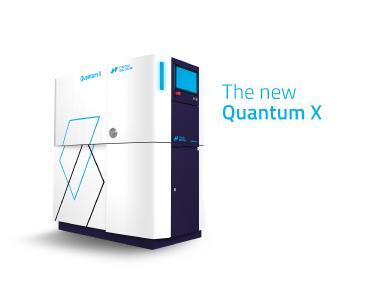 Quantum X ist Nanoscribes neues maskenlose Lithografiesystem für die Herstellung refraktiver und diffraktiver Mikro-Optiken mit höchster Effizienz und Präzision