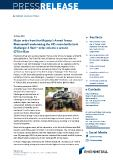 [PDF] Press Release: Major order from Her Majesty's Armed Forces: Rheinmetall modernizing the UK's main battle tank Challenger 2 fleet - order volume is around €770 million