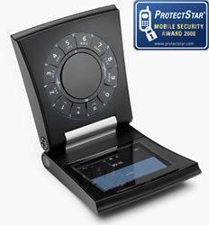 Innovative SERENE mobile phone earns Bang & Olufsen and Samsung ProtectStar's Mobile Security AWARD for 2006