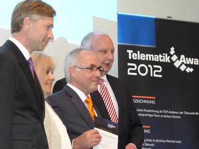 Die Dreyer+Timm GmbH zählte zu den Gewinnern des Telematik Awards 2012. Bild: Telematik-Markt.de