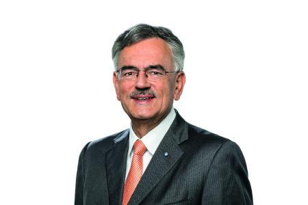 Prof. Dr. Dr. h.c. mult. Wolfgang A. Herrmann leitet Stiftungsgremium / Foto: Astrid Eckert / Technische Universität München