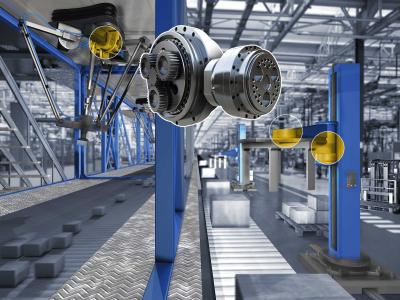 Für die Verpackungsindustrie liefert Nabtesco leistungsstarke Zykloidgetriebe, die die hohen Anforderungen hinsichtlich Präzision, Dynamik und Zuverlässigkeit optimal erfüllen Bild: Nabtesco Precision Europe GmbH