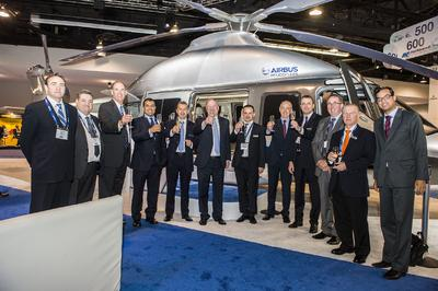 New Airbus Helicopters customer places first order valued at $645 million for up to 21 rotorcraft