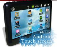Android  MP4-Player mit Touch-Screen - Difrnce MPT4300