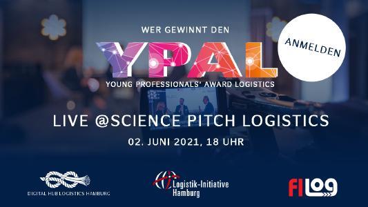 Science Pitch Logistics (c)LIHH