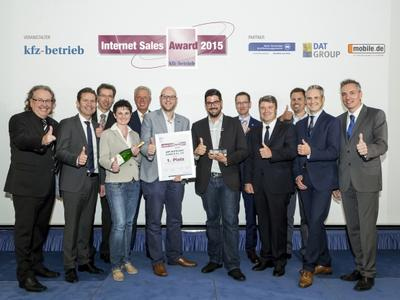 AVP Autoland erhält Onlinepreis