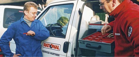 RATIONAL Service