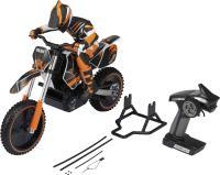 Das Dirtbike von Reely im Maßstab 1:4. Foto: Conrad Electronic
