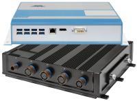 Rubuste Embedded Computer mit 8th Gen Intel CPU