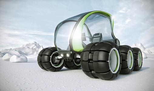 This would improve traction and safety, and potentially result in considerable fuel savings for transport companies