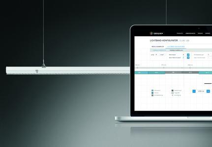 Für die Industrie genauso geeignet wie für Shop & Retail: Die E-Line LED überzeugt mit ihrer hohen Lichtausbeute.
