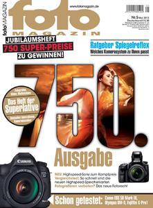 750. Ausgabe von fotoMAGAZIN!