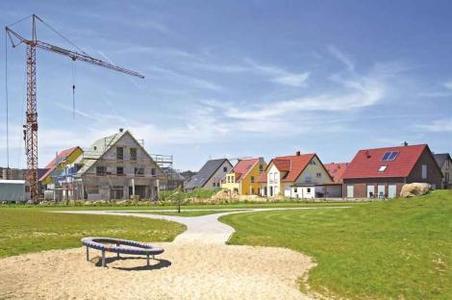 Neubaugebiete oder kommunale Gebäude müssen in Zukunft weniger Energie verbrauchen