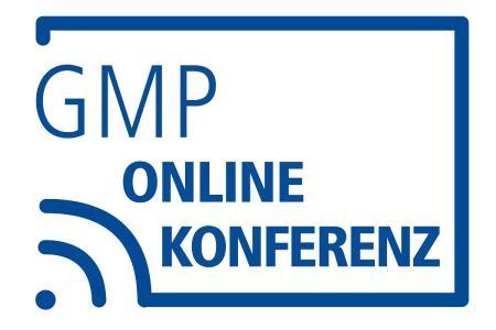 Logo GMP-Online-Konferenz