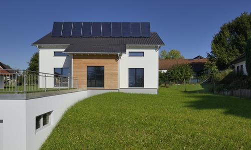 Haus Reitmyer (Bildquelle: Baufritz)