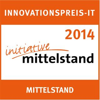 Innovationspreis-IT Logo