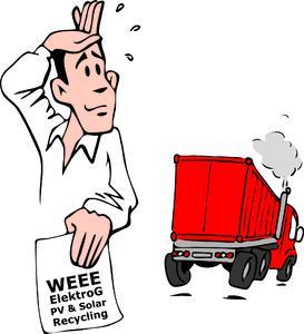 take-e-way ist der Problemlöser für WEEE und ElektroG