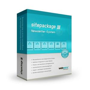 sitepackage:// Newsletter-System