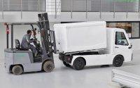 Sevic präsentiert das Cargo Swap System: Aufbauten in nur 60 Sekunden wechseln