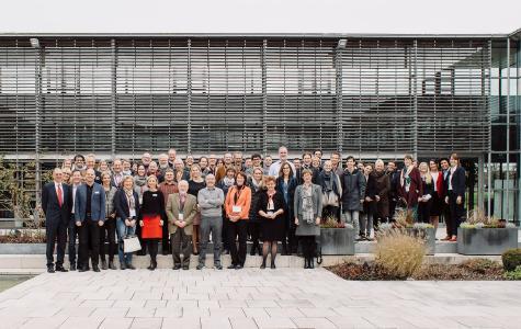 Die Teilnehmer der FotoFinder Academy (Foto: © Fritz Bielmeier)