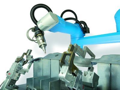 Metallschneiden mit JENOPTIK-VOTAN® BIM