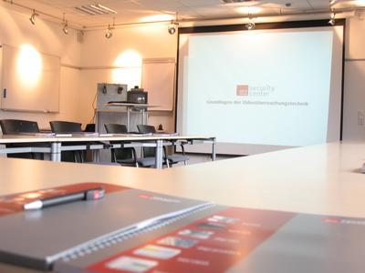 Der Seminarraum der SC Academy: Ausweitung der Kapazitäten in 2008