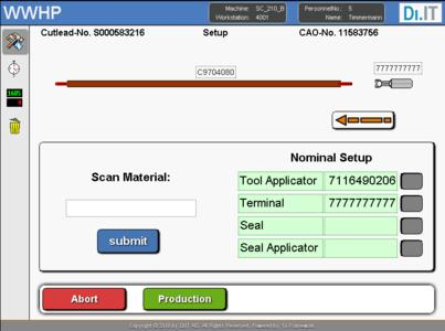P2-Benchtop Work Place - Scan Material
