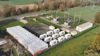 Drittes großes Upside Speicher-Kraftwerk mit SMA Batterie-Wechselrichtern nimmt Betrieb auf