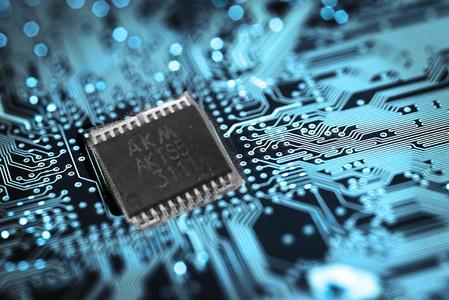 CQ330x Sensor Familie von AKM