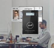 AirID Drahtloser Bluetooth Smartcard Leser