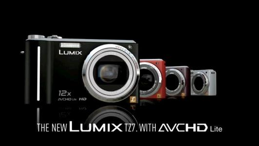 Lumix TZ7 Product