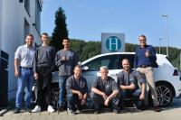 Herzlich Willkommen – Neue Auszubildende bei HUMMEL!