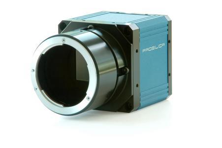 Prosilica GE4900  - ultra-high resolution industrial digital camera - 16 megapixel