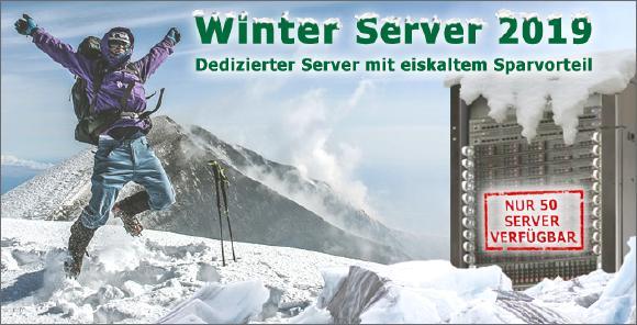 Winter Server 2019